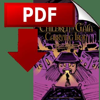 Children of Gaia: Carrying Iron - downloadable digital .pdf
