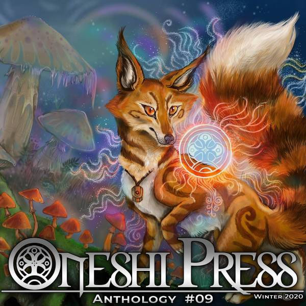 Oneshi Press Comics Anthology 9 cover by Shadowind Art, Thumbnail