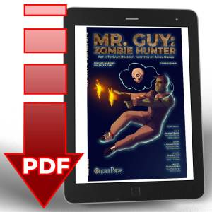 Mr. Guy Zombie Hunter Act 1 digital pdf download