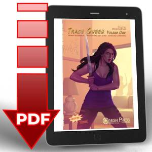 Tracy Queen Volume one - Digital .pdf icon