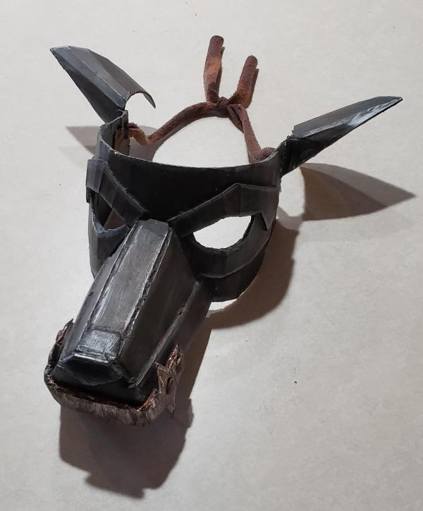 Photo of The Mask of Patience