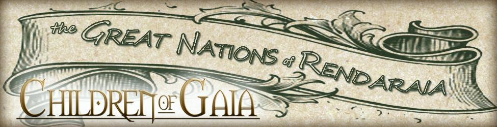 COG – Children of Gaia – Great Nations of Rendaraia