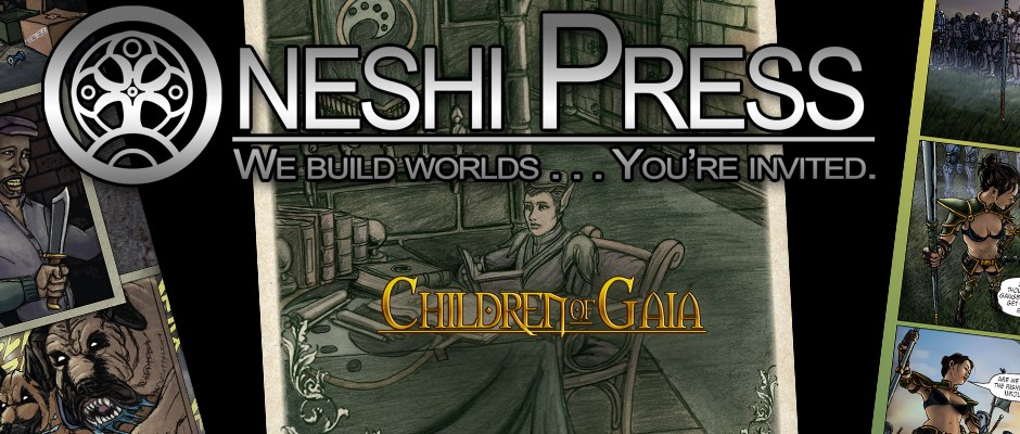 Oneshi Press - Patreon Campaign Profile Banner