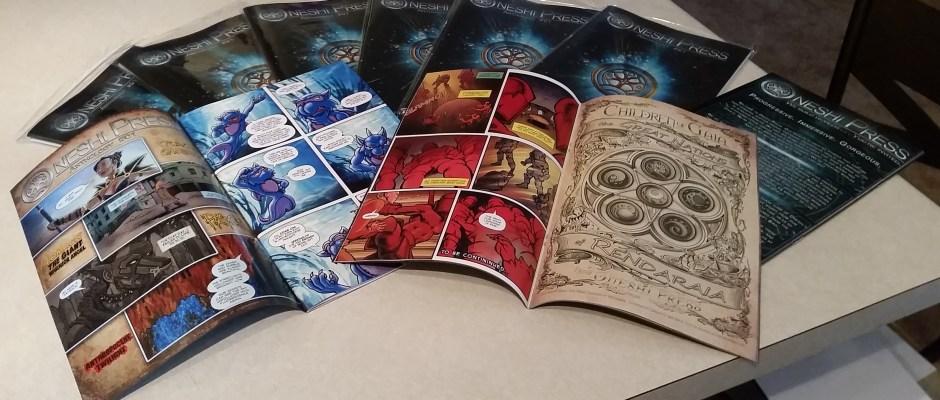 e-book Oneshi Press Quarterly Anthology #01