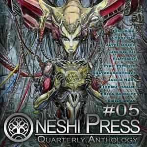 Oneshi Press Quarterly Anthology #05 ComiXology digital ebook