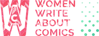 Women Write About Comics - Logo