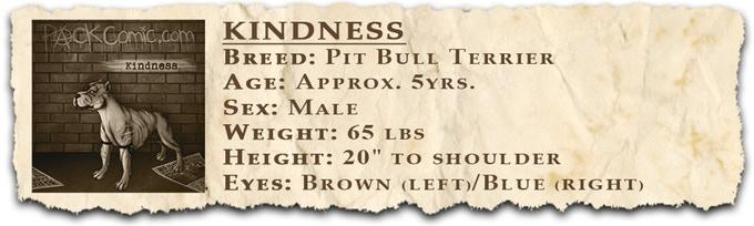 kindness pit bull stats pack 2