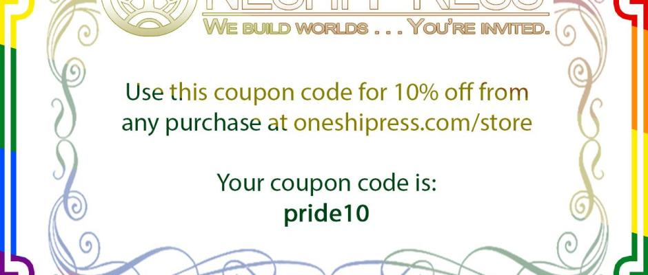 pride10 oneshi press coupon pride month