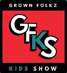Grown Folkz Kids Show Podcast Logo