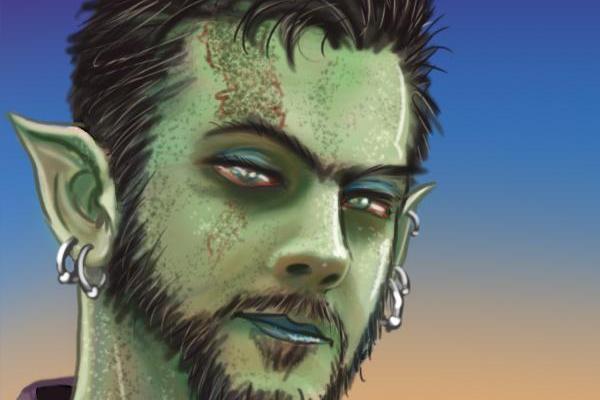 mr guy artist bio pic jayel draco creator zombie
