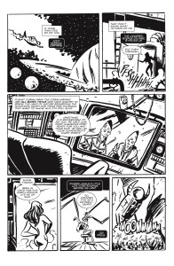 """full page from """"corollary"""" by adam rose robert ahmad dc hopkins oneshi press origins anthology"""