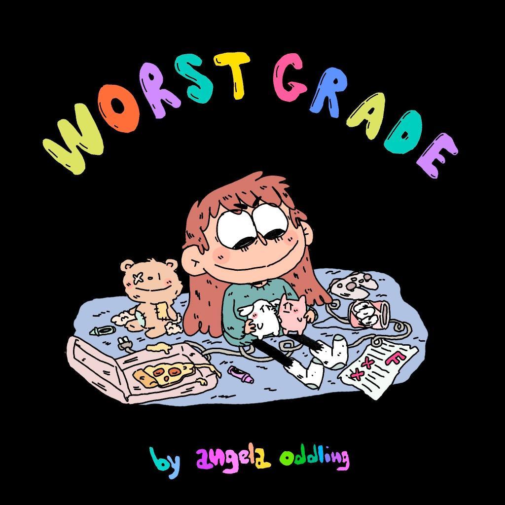 worst grade by angela oddling