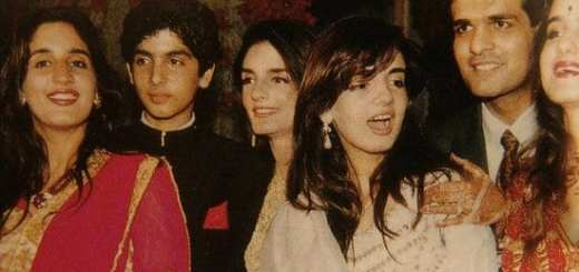 Suzanne Khan Roshan, Zayed Khan, Simone Arora, Farah Khan Ali Spotted Together