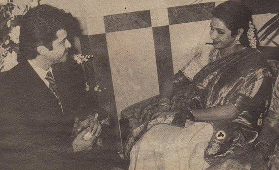 Khuda Gawah Premier Anil Kapoor Sridevi