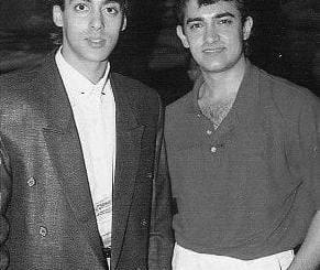 Salman Khan & Aamir Khan Spotted