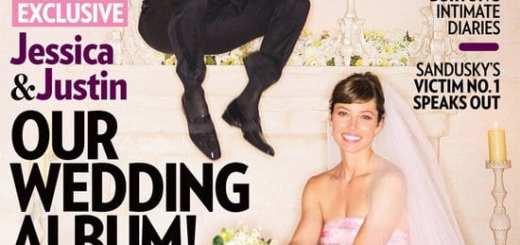 Wedding Justin Timberlake & Jessica Biel
