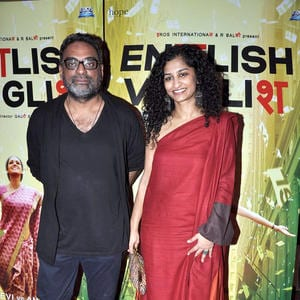 gauri-shinde-and-producer-r-balki-english-vinglish-premiere
