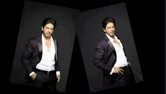 Shah Rukh Khan in Le City Deluxe Magazine