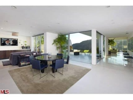 Matthew Perry and his Hollywood Home