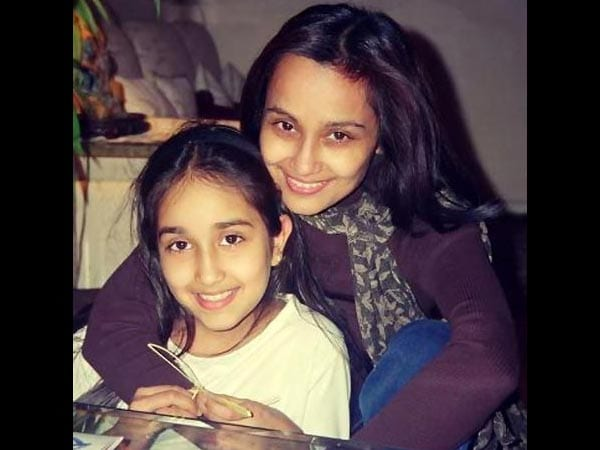 Jiah Khan with her mother Rabia Amin