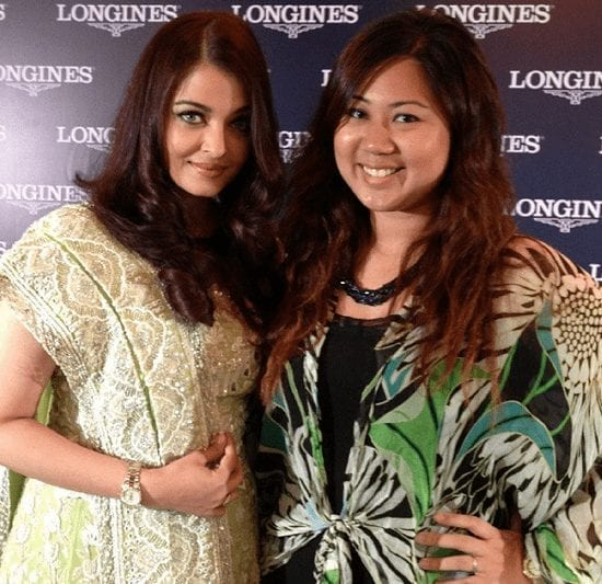 Aishwarya Rai Bachchan at the Longines Boutique Launch in Malaysia