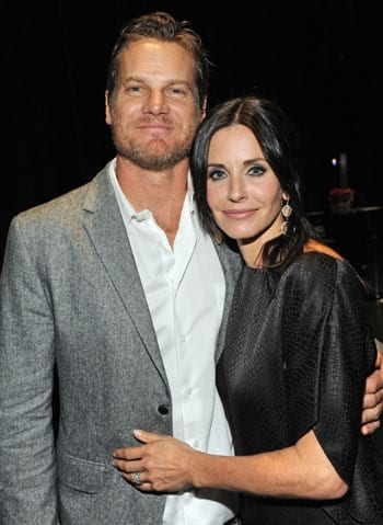 Wie is Courteney Cox dating 2013