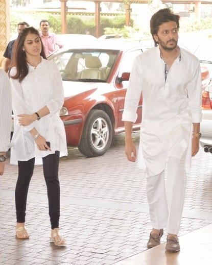 Priyanka Chopra's Father's Prayer Meet