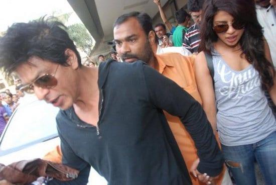 Priyanka Chopra Shah Rukh Khan