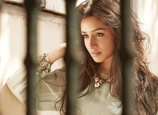 Shraddha Kapoor in a New Photoshoot in Filmfare Magazine