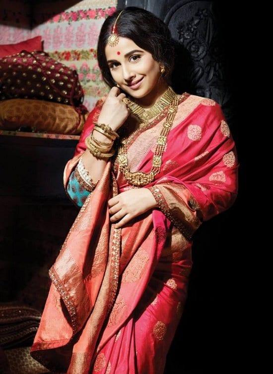 Vidya Balan on Filmfare Magazine
