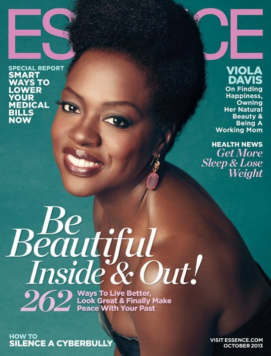 Viola Davis on Essence Magazine