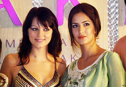 Yana Gupta Spotted with Katrina Kaif in an Old Pic