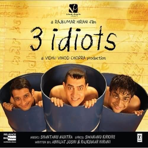 3 Idiots - 202 crore - Aamir Khan & Kareena Kapoor