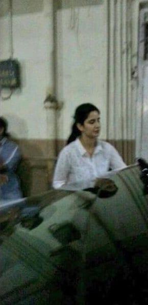 Katrina Kaif and Ranbir Kapoor Spotted