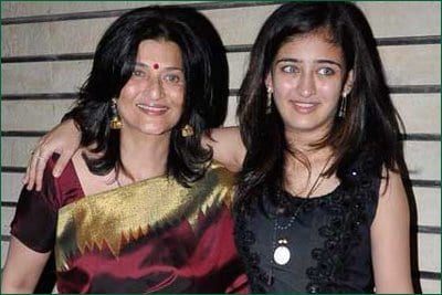 Akshara Haasan talks about her parents Kamal Haasan and Sarika