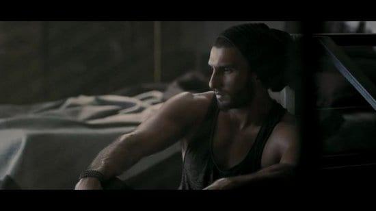 Ad - Ranveer Singh says #GTFO with Roadster
