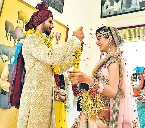 More Shahid Kapoor Wedding Pictures