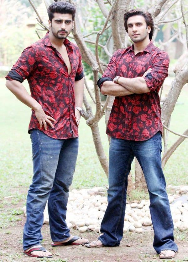 Arjun Kapoor on Ranveer Singh