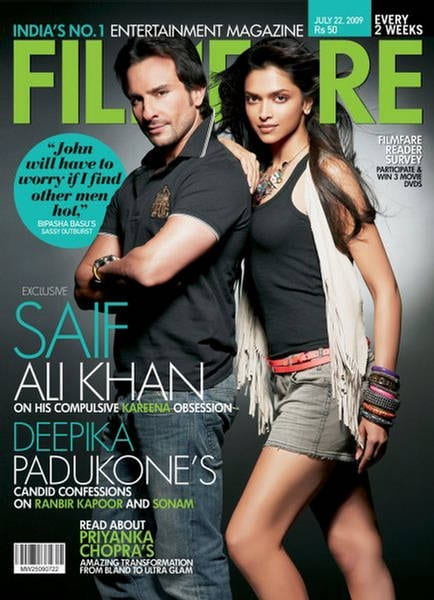 Kareena Kapoor on the Saif Ali Khan and Deepika Padukone Pairing