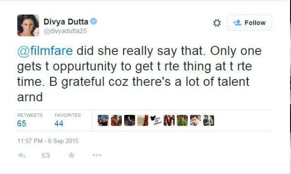 Divya Dutta Speaks on Kangana Ranaut's Comments1