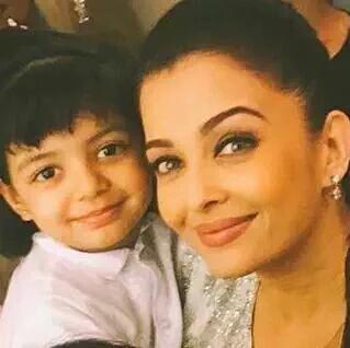 Aishwarya Rai Bachchan and her daughter Aaradhya Spotted
