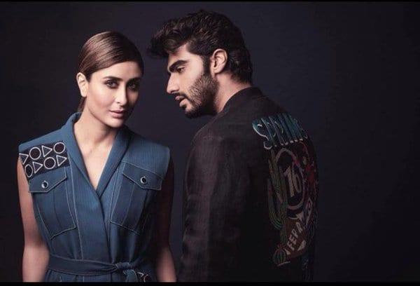 Kareena Kapoor and Arjun Rampal on Harper's Bazaar Magazine
