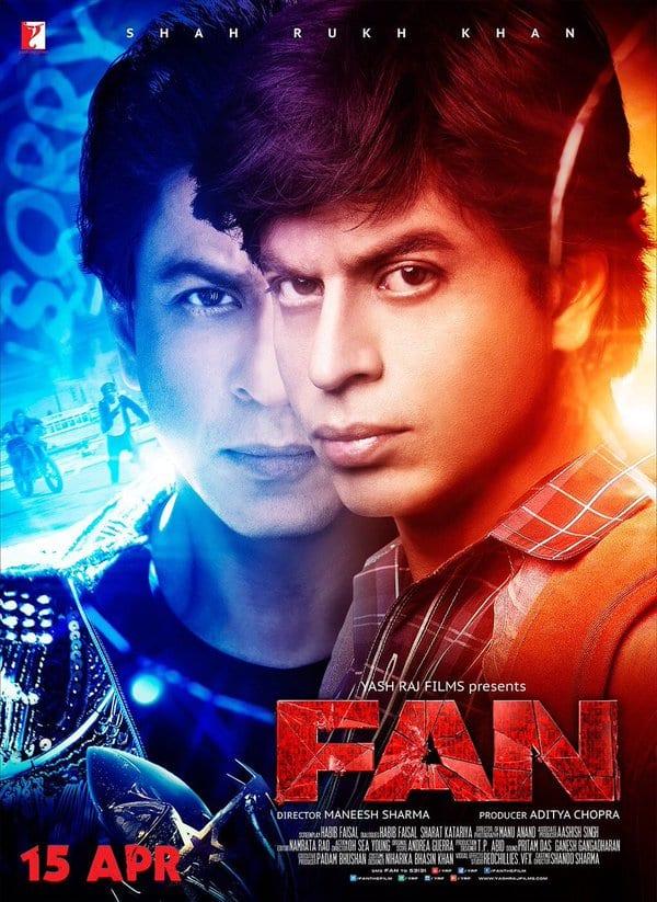 Shah Rukh Khan on his roles in Fan, Mahira Khan and Ali Zafar