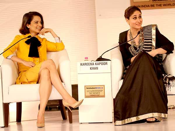 Kareena Kapoor on liking Kangana Ranaut