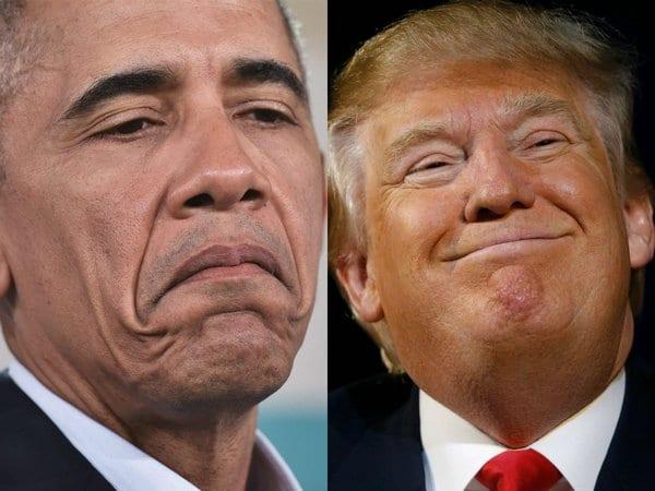 President Obama invites Donald Trump to the White House