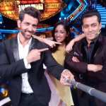Hrithik Roshan appears on Bigg Boss with Salman Khan and Yami Gautam