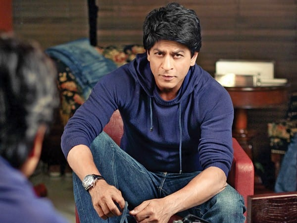 Shah Rukh Khan on competing with Salman Khan and Salaries in Bollywood
