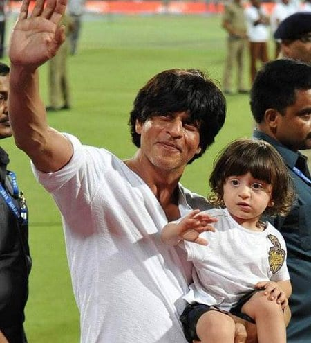 Shah Rukh Khan on how his son AbRam has changed him