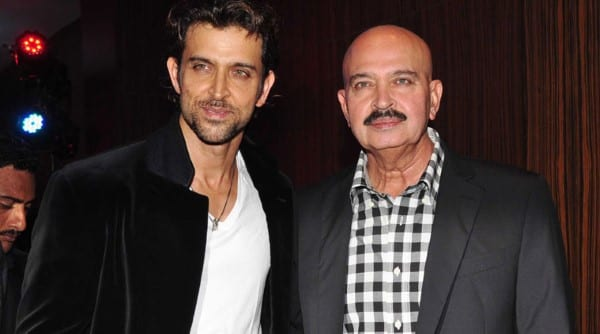 Hrithik Roshan says Shah Rukh Khan hurt his father's feelings
