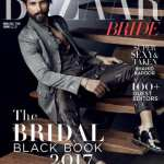 Shahid Kapoor looks like a homeless man on Harper's Bazaar Bride Magazine